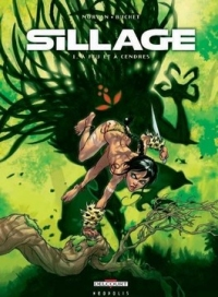 Couverture du tome 1 de Sillage